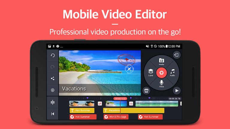 Buat Video Jadi Keren Dengan Aplikasi Edit Video Android Terbaik 2019