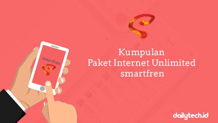 Kumpulan Paket Internet Unlimited Smartfren